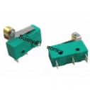 Final de carrera Interruptor Límite Micro Switch Rodillo Interruptor Palanca para fresado CNC micro