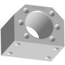 Caja de Tuerca SFU1604 SFU1605 SFU1610
