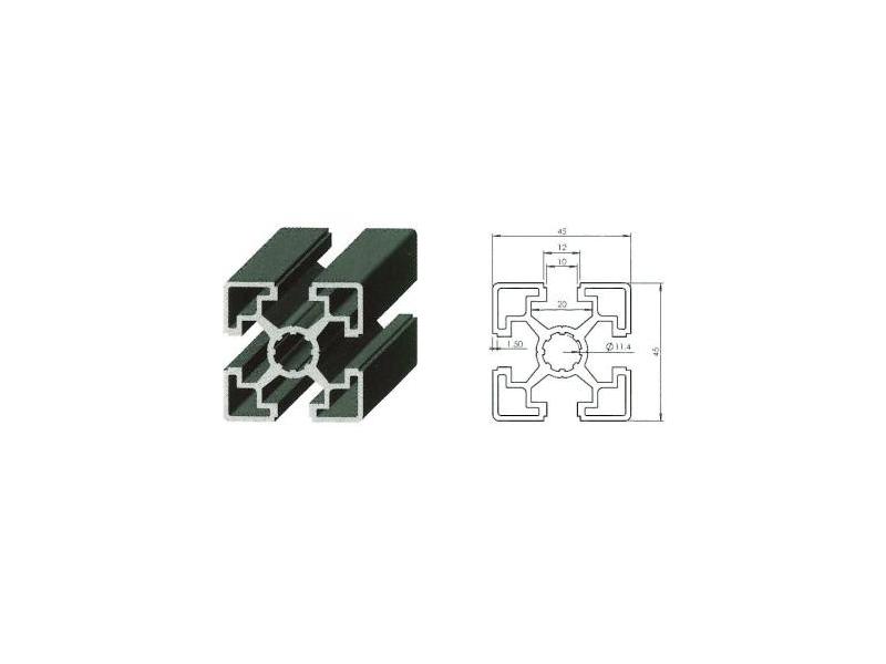 Perfil Basico 45x45