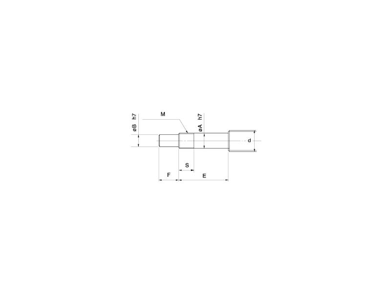 mecanizado de Husillos