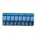 Optoacoplador 8 canales 5 V módulo de relé