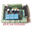 MACH3  CNC 4 Axis Interface