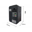 Variador de potencia VFD inversor 2.2KW