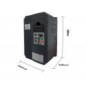 Variador de Frecuencia VFD inversor 2.2KW