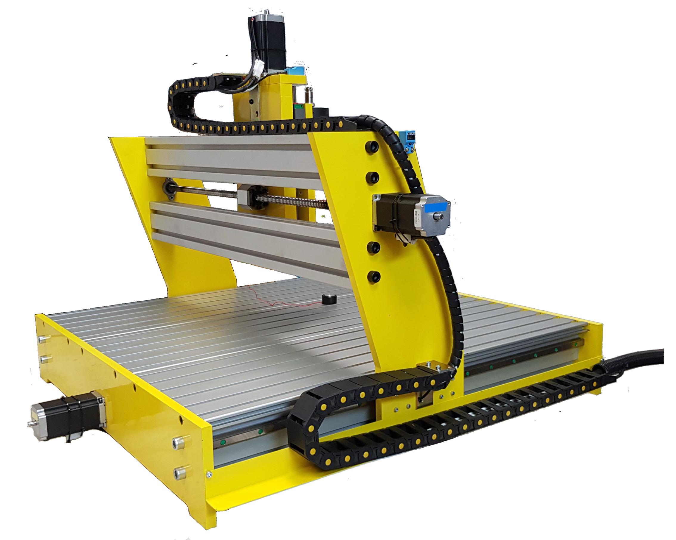 FRESADORA CNC R600